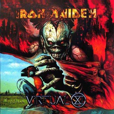 Iron Maiden VIRTUAL XI 1998