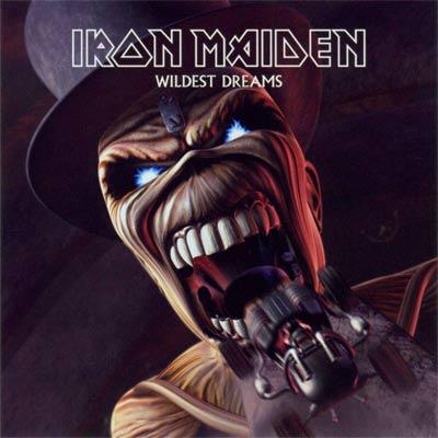 Iron Maiden WILDEST DREAMS (Single) 2003