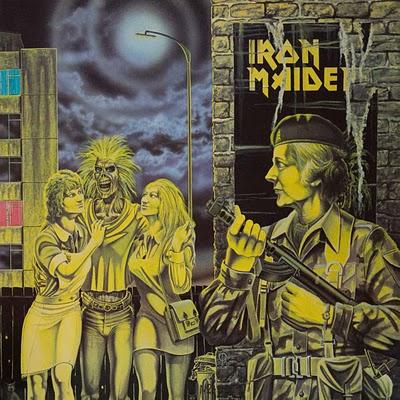 Iron Maiden WOMEN IN UNIFORM (Single) 1978