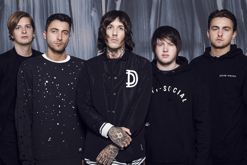 Bring Me The Horizon 2015 2