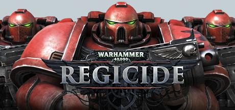 Warhammer 40.000 Regicide Header