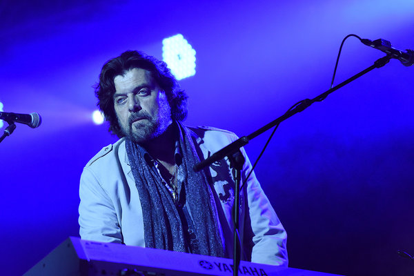 Alan Parsons Live Project - The Greatest Hits 2015 am 04.09.2015 am Deutschen Eck in Koblenz Alan Parsons Foto: Revierfoto