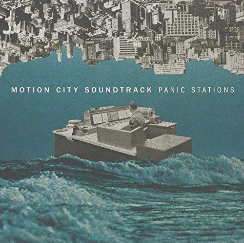 Motion City Soundtrack PANIC STATIONS