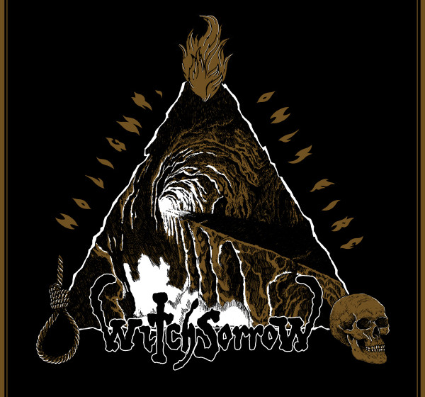 Witchsorrow NO LIGHT, ONLY FIRE