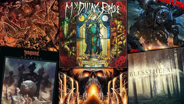 Metal-Veröffentlichungen 18.09.15