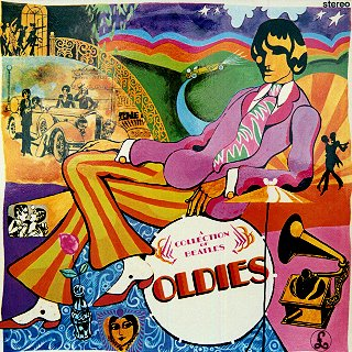 The Beatles A COLLECTION OF BEATLES OLDIES (BUT GOLDIES)