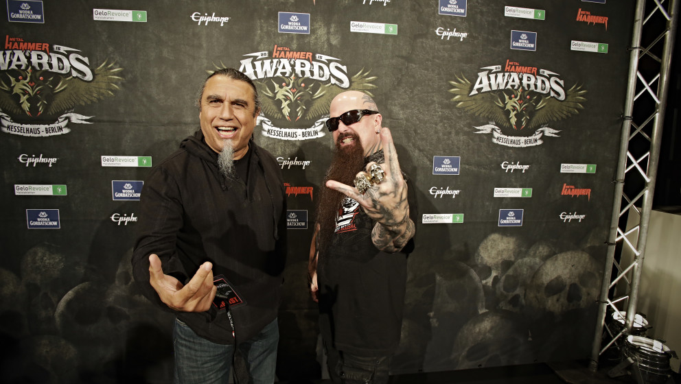 Slayer, MH-Awards 2015
