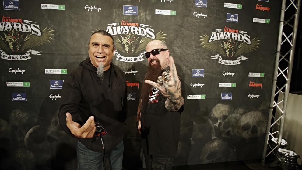 Slayer, MH-Awards 2015