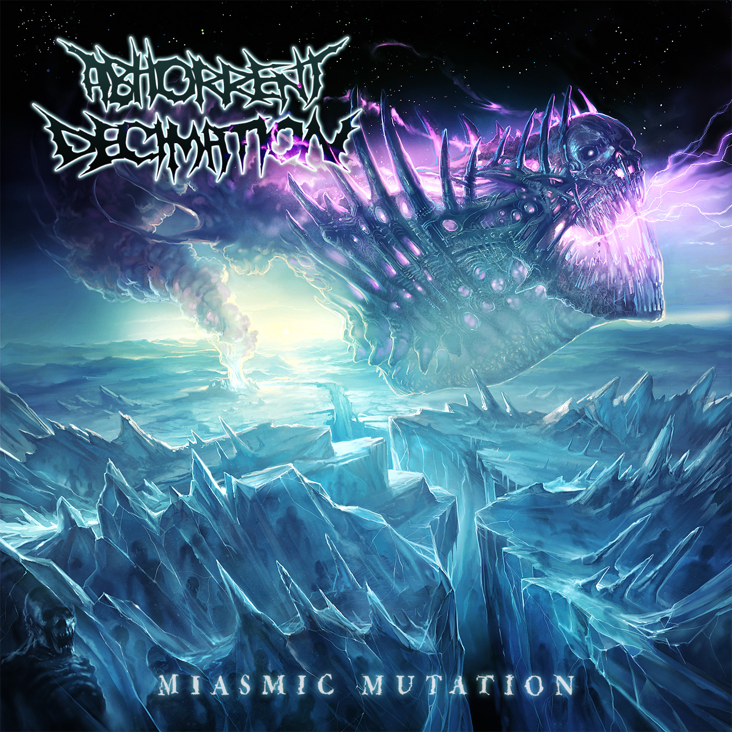 Abhorrent Decimation MIASMIC MUTATION