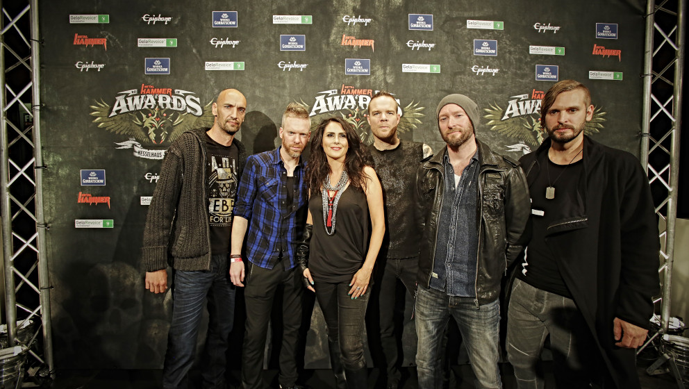 METAL HAMMER AWARDS 2015, Within Temptation