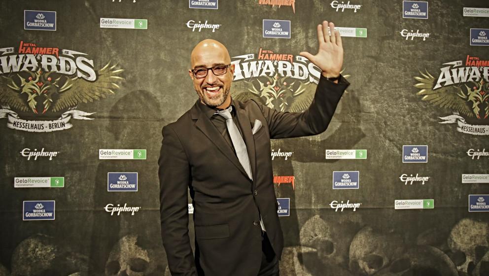 Eisbrecher: Neulich noch bei den METAL HAMMER AWARDS jetzt bald beim Summer Breeze 2016.