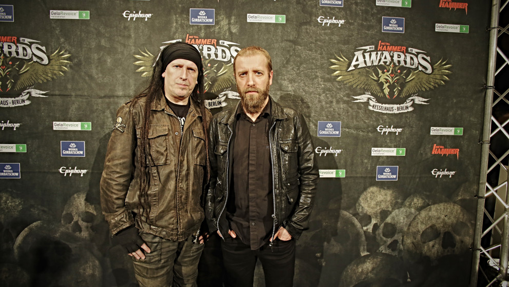 Paradise Lost, METAL HAMMER AWARDS 2015