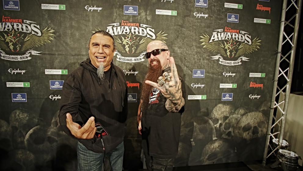 Slayer, METAL HAMMER AWARDS 2015