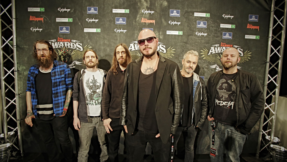 Soilwork, METAL HAMMER AWARDS 2015