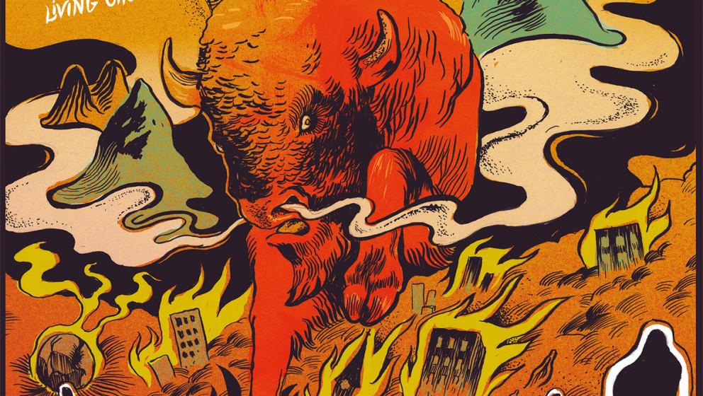 We Hunt Buffalo LIVING GHOSTS
