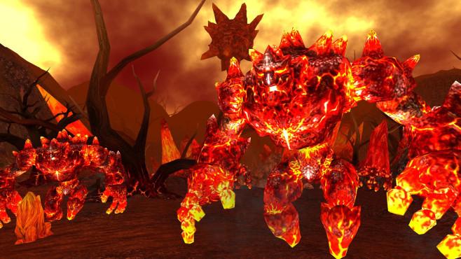 """Im Online-Rollenspiel """"Runes of Magic"""" finden Sie sich in der 3D-Welt von Taborea wieder. Sie wählen zunächst die Klass"""