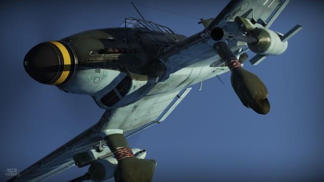 """In """"War Thunder"""" kämpfen Sie als junger Soldat im zweiten Weltkrieg. Dabei stehen Ihnen viele verschiedene Flugzeugtypen"""