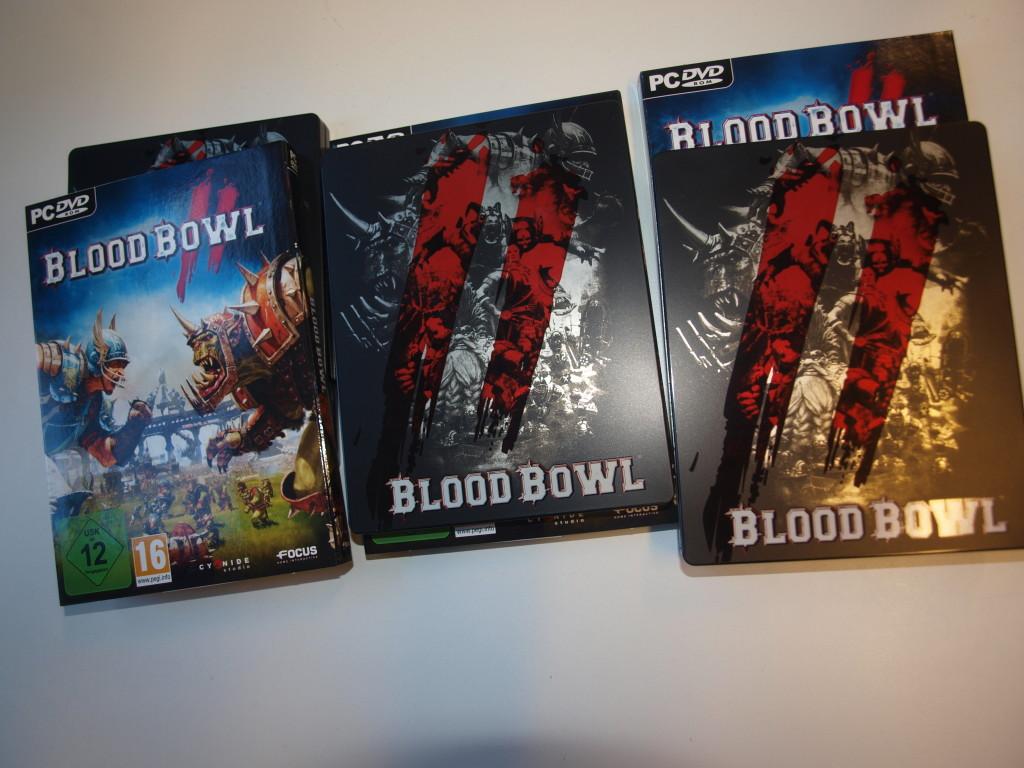 Blood Bowl 2-Gewinne