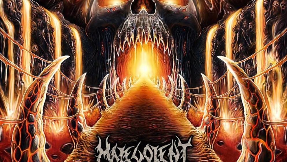 Malevolent Creation DEAD MAN`S PATH