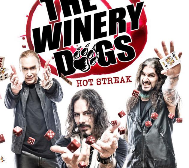 Winery Dogs, The HOT STREAK