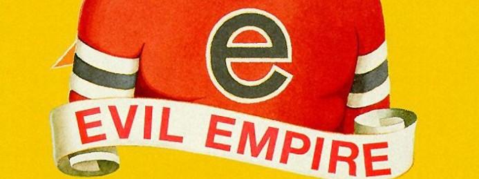 Das EVIL EMPIRE wird wohl verantwortlich sein,  für die Erschaffung von ISIS....