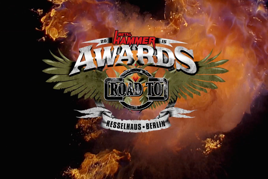 Road To METAL HAMMER AWARDS 2015