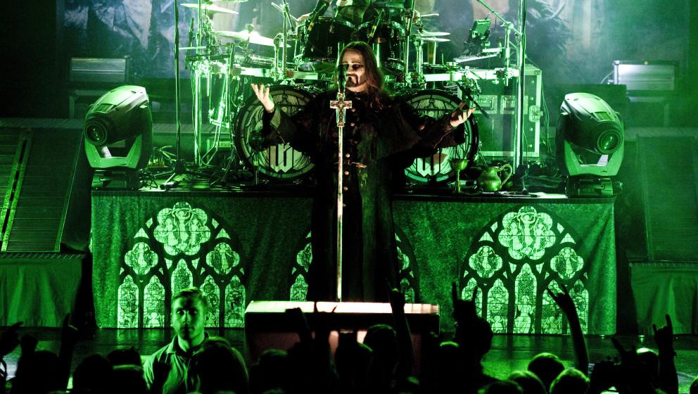 Powerwolf live, 03.10.2014, Hamburg
