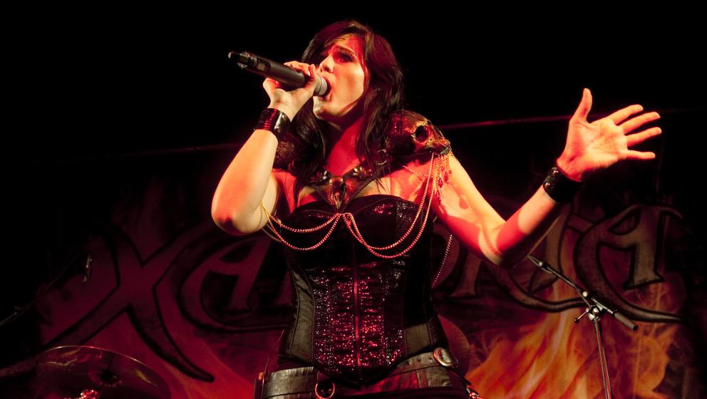 Xandria live, 03.10.2014, Hamburg