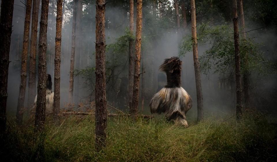 Bild aus dem Lindemann-Video 'Fish On'