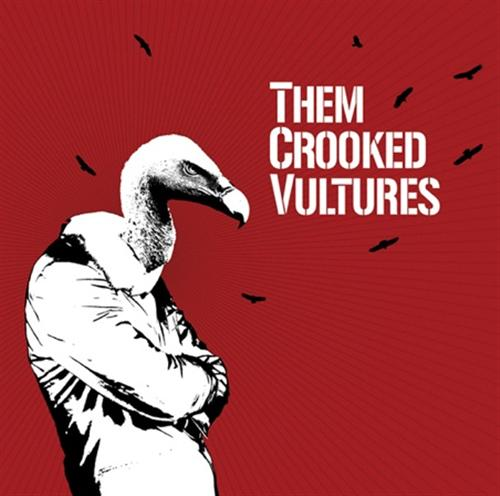 Them Crooked Vultures - (Self titled)