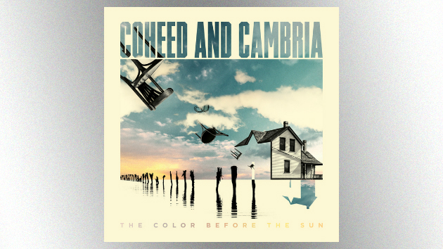 Coheed And Cambria - THE COLOR BEFORE THE SUN