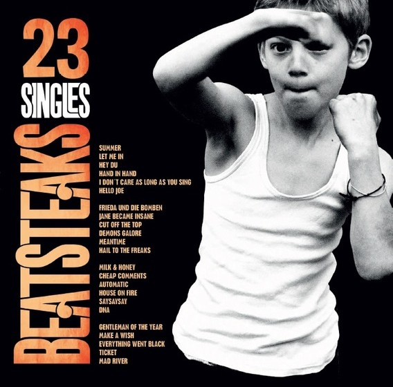 Beatsteaks 23 SINGLES
