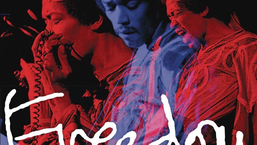 Jimi Hendrix Experience ATLANTA POP FESTIVAL