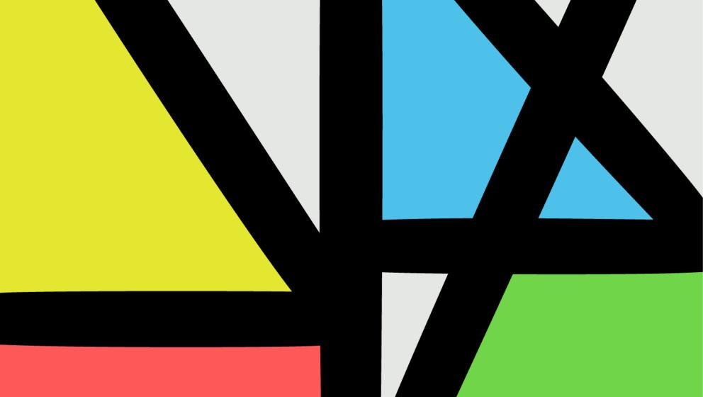 Platz 14: New Order MUSIC COMPLETE