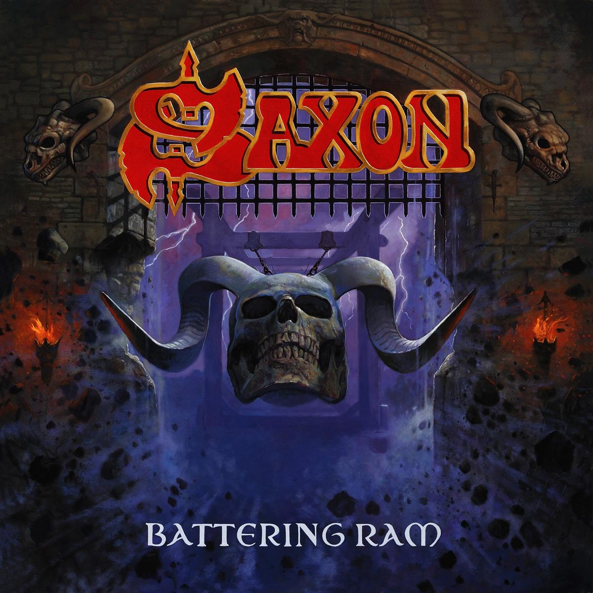 Saxon BATTERING RAM