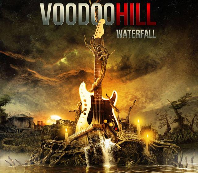 Voodoo Hill WATERFALL
