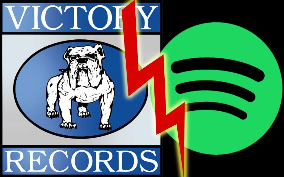 Victory vs. Spotify