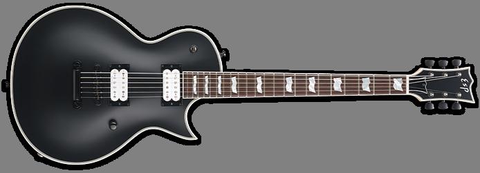 Gus G. - Signature Gitarre 'LTD GUS EC-200 Black Satin'
