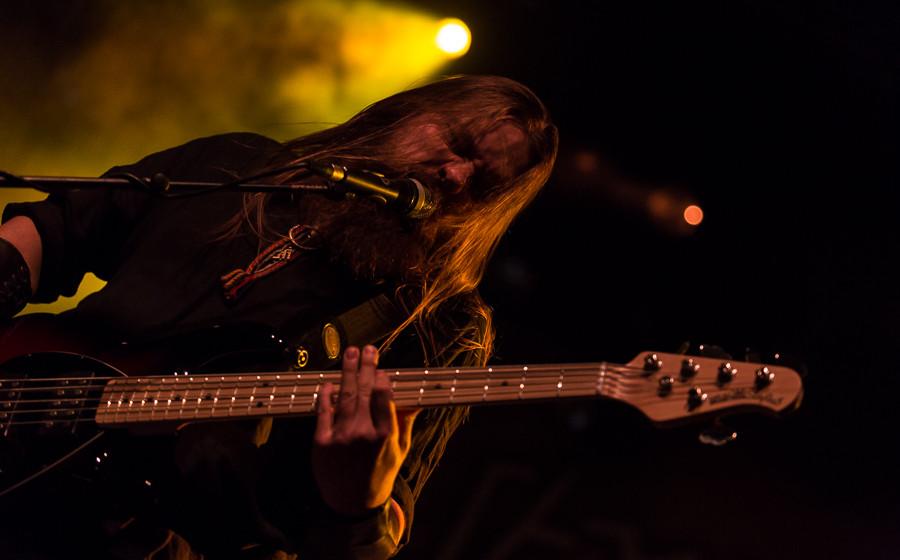 Heidenfest 2015: Skyforger(Frankfurt Batschkapp 20.10.2015)