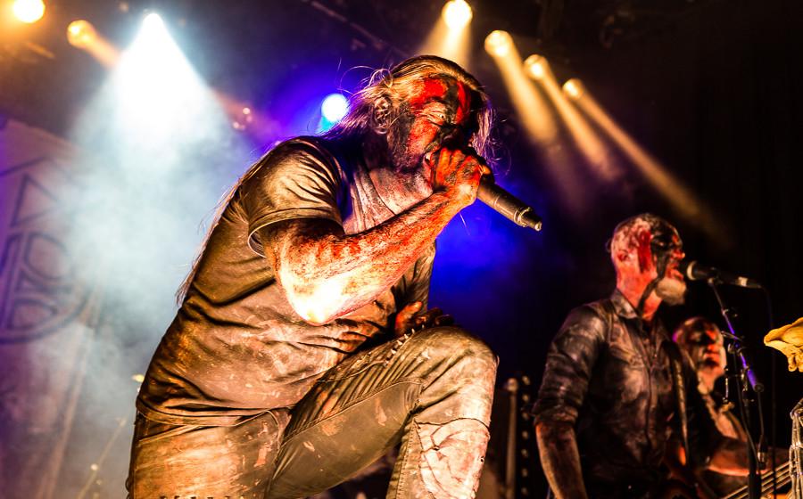 Heidenfest 2015: Varg (Frankfurt Batschkapp 20.10.2015)