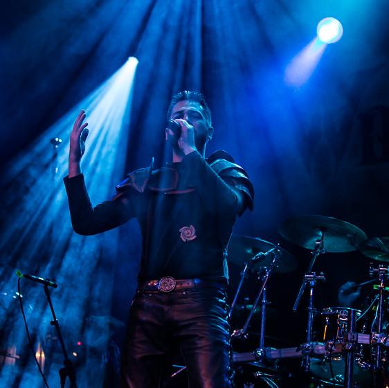 Heidenfest 2015: Winterstorm (Frankfurt Batschkapp 20.10.2015)