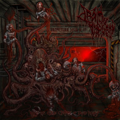 Drain Of Impurity INTO THE COLD CRYPTS OF DEAD PLANET (Türkei)