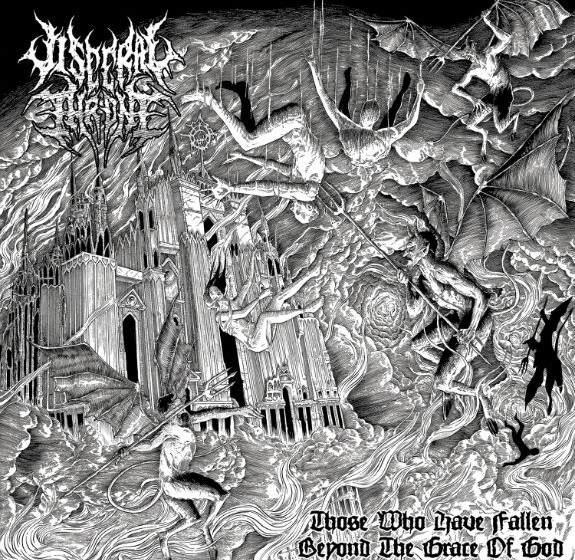 Visceral Throne THOSE WHO HAVE FALLEN BEYOND THE GRACE OF GOD (USA)