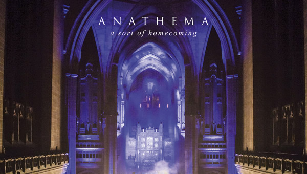 Anathema A SORT OF HOMECOMING (LIVE)