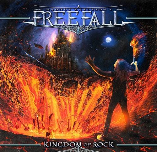 Magnus Karlsson's Free Fall KINGDOM OF ROCK