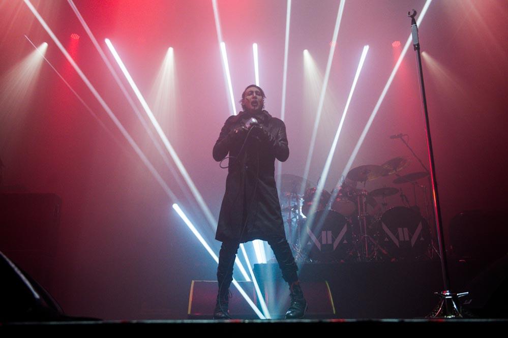 Marilyn Manson: Neues Album ist fast fertig