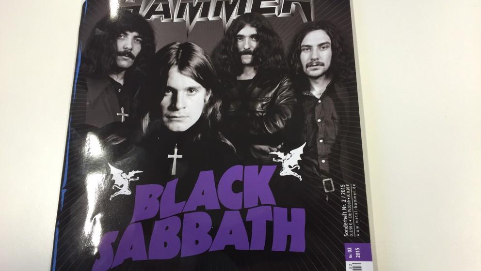 METAL HAMMER Legenden: Black Sabbath