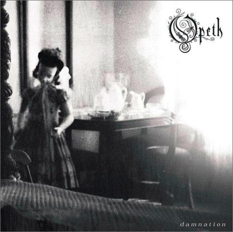 """DAMNATION  (Music For Nations, 2003) Das """"Schmusealbum"""" soll die helle Seite von Opeth zeigen. Wobei die Helligkeit nicht"""