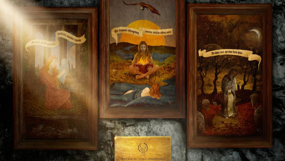 PALE COMMUNION  (Roadrunner, 2014) Mit ihrem aktuellen Album setzen Opeth den eingeschlagenen Weg fort. Nach anfänglichen Pr