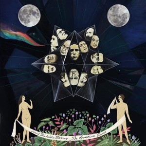 Jess And The Ancient Ones SECOND PSYCHEDELIC COMING: THE AQUARIUS TAPES